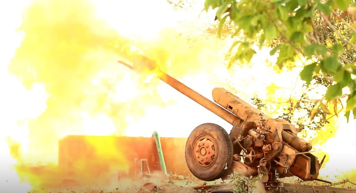 Militants Shell Army Positions In Lattakia And Aleppo Despite New Deconfliction Agreement Reached By Turkey And Russia