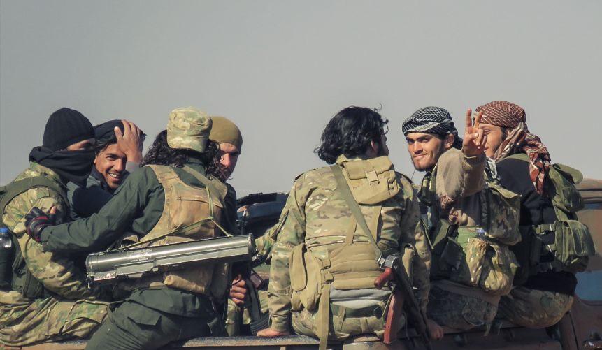 Tension Grows Between Hayat Tahrir al-Sham And Turkish-Backed al-Zenki Movement In Western Aleppo