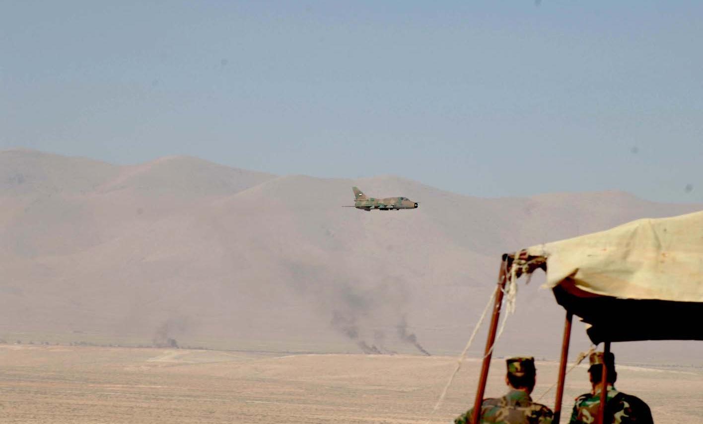Syrian Army Repels ISIS Attack North Of Al-Suwayda