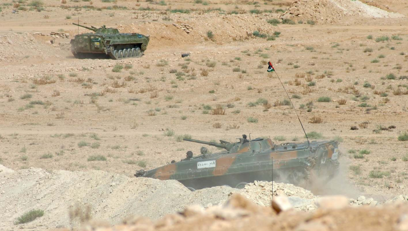Syrian Army Liberates New Areas In Northwester Al-Safa