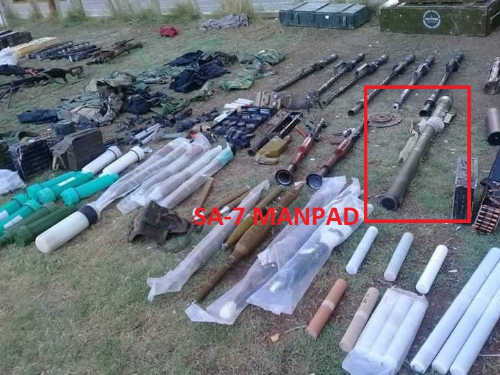 Syrian Intelligence Uncovers Two Large Ammo Depots In Daraa And Al-Quneitra (Video, Photos)