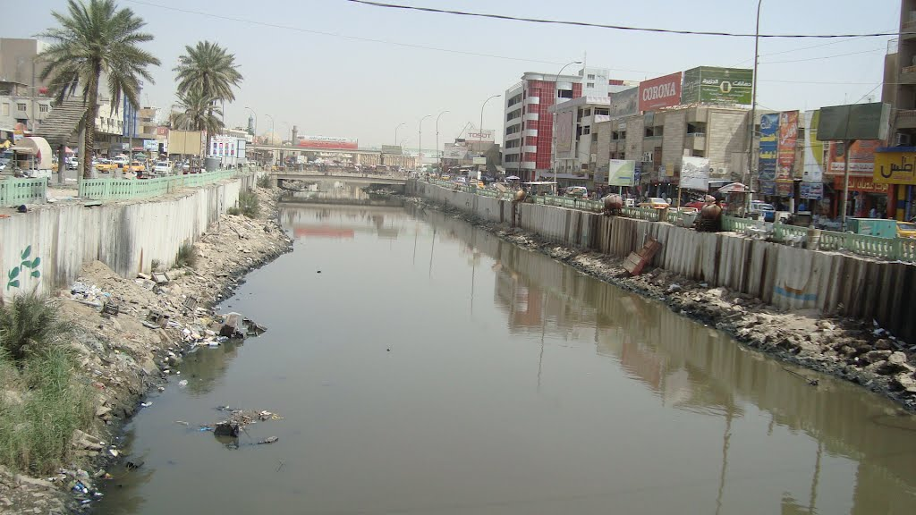 More Than 70,000 Civilians Were Poisoned By Unsafe Water In Iraq's Basra
