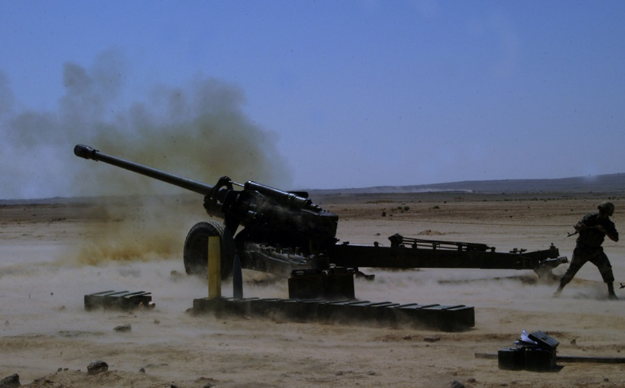 Syrian Army Neutralizes Group Of Militants In Northern Hama