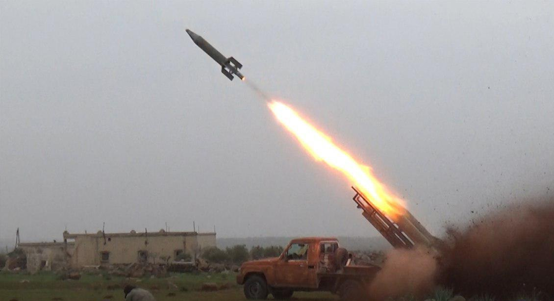 Militants Shell Government-Controlled Areas Near Lattakia City With New Rockets
