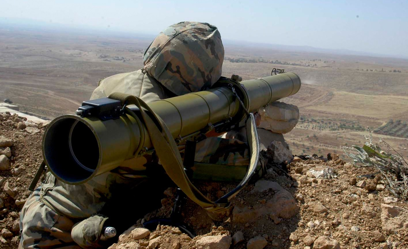 Syrian Army Captures More Positions From ISIS In Al-Safa