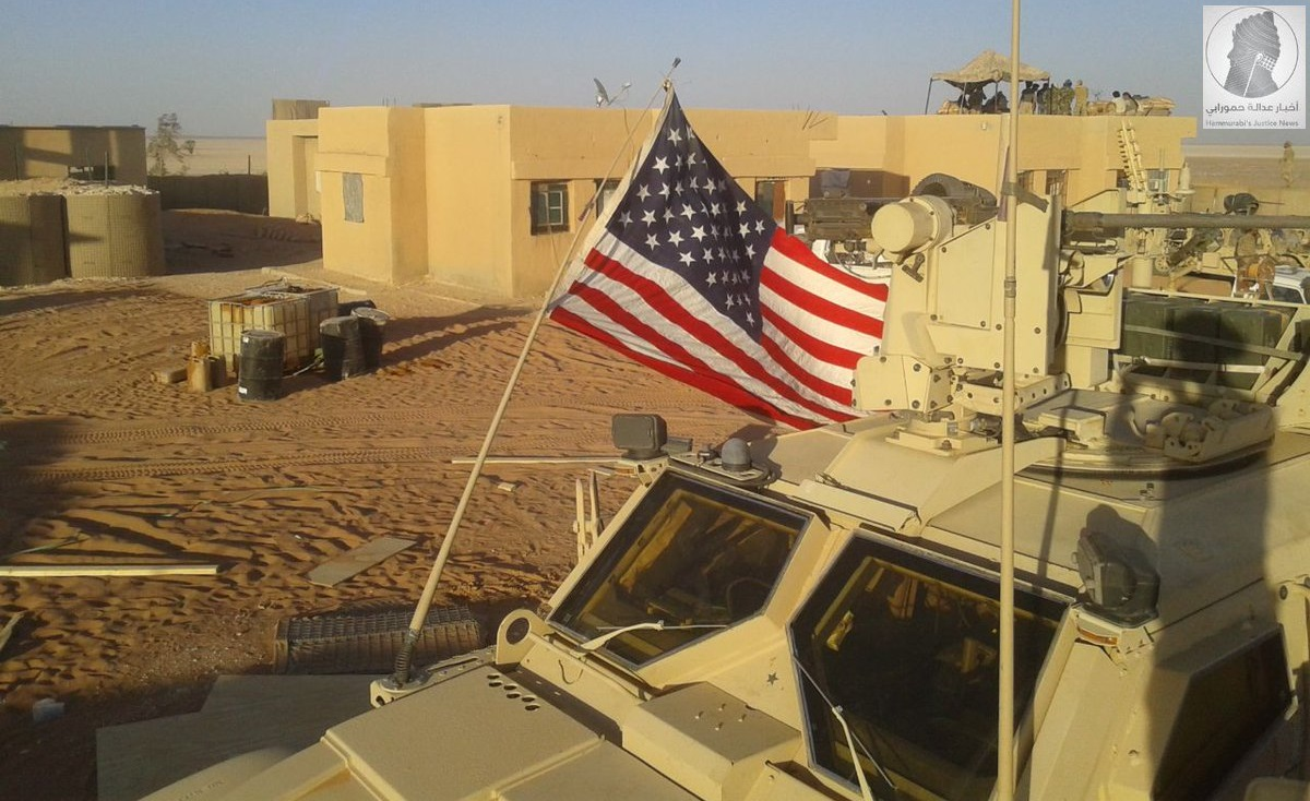 US-led Coalition Thwarts ISIS Suicide Attack Near Al-Tanaf