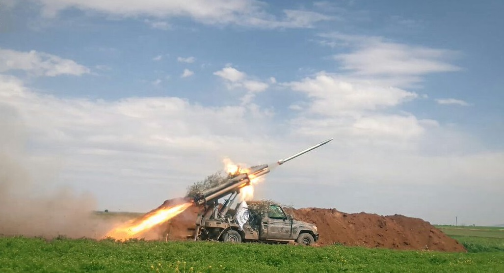 Syrian Army Retaliates To New Militant Attack On Christian Town In Northern Hama
