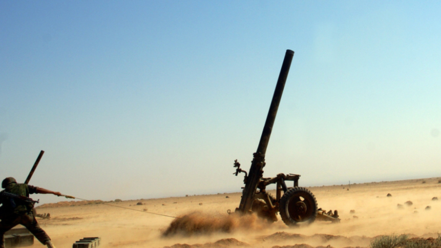 Syrian Army Destroys Militants Rocket Launchers In Northern Hama
