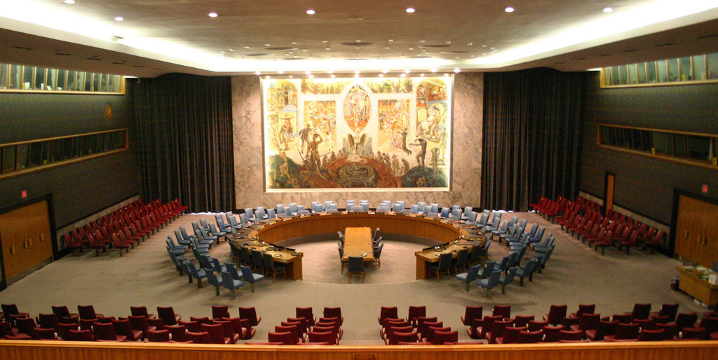 US Calls For UN Security Council Meeting To Discuss Its Disappointment With Russian Stance On North Korea Sanctions