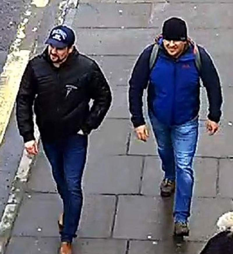 "UK Claims Petrov & Boshirov Interview To RT Contains ""Lies And Blatant Fabrications"""