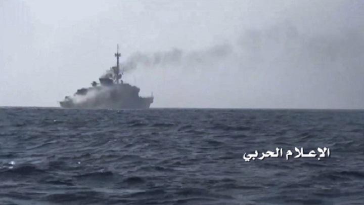 Houthis Destroy Saudi-led Coalition Boat Off Coast Of Midi
