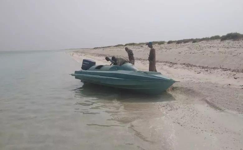 Saudi Navy Destroys Two Suicide Boats Near Jizan Port