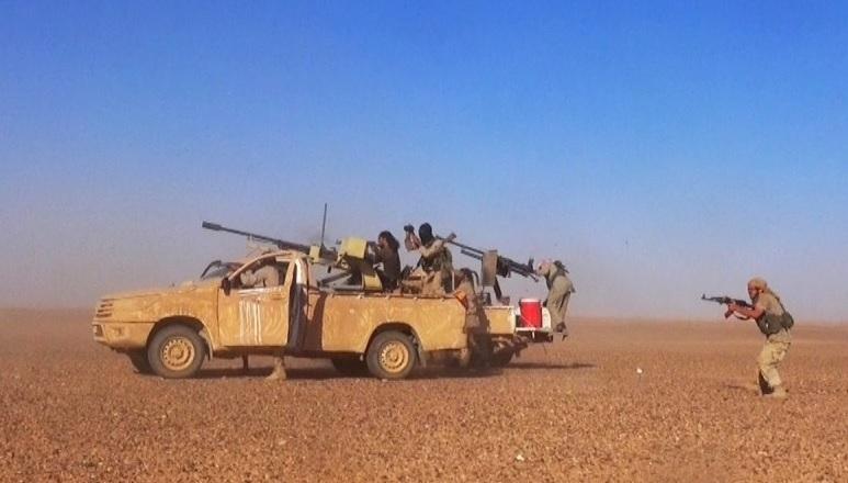 ISIS Ambushes Unit Of Syrian Army In Al-Safa