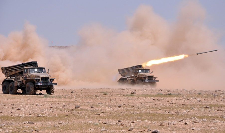 Syrian Army Neutralizes Another Group Of Militants In Northwestern Idlib And Northern Hama