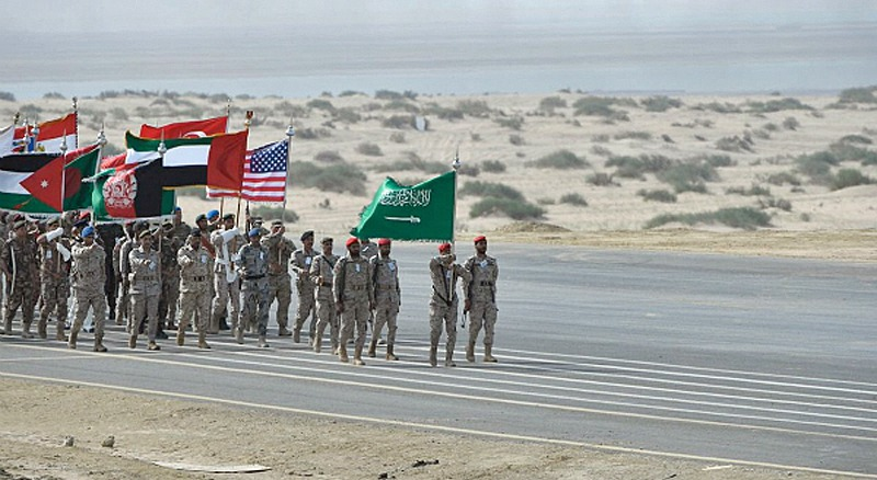 "U.S. Stepping Up Efforts To Form ""Arab NATO"" To Confront Iran"