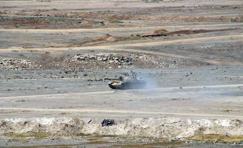 Syrian Army Advances 2km Inside Al-Safa Area