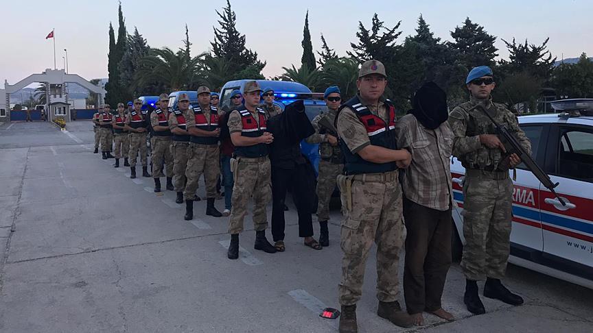 Turkish Intelligence Captured Nine Kurdish Fighters In Syria's Afrin