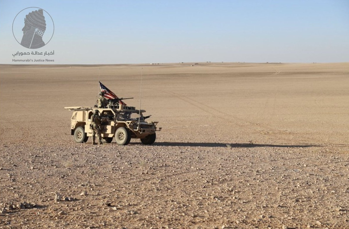 """US-led Coalition Begins Millitary Exercise In Al-Tanaf Following """"Russian Threats"""" (Photos)"""
