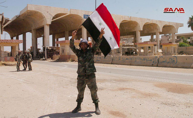 Jordanian Foreign Minister: Nasib Border Crossing With Syria Will Be Reopened Despite Delay