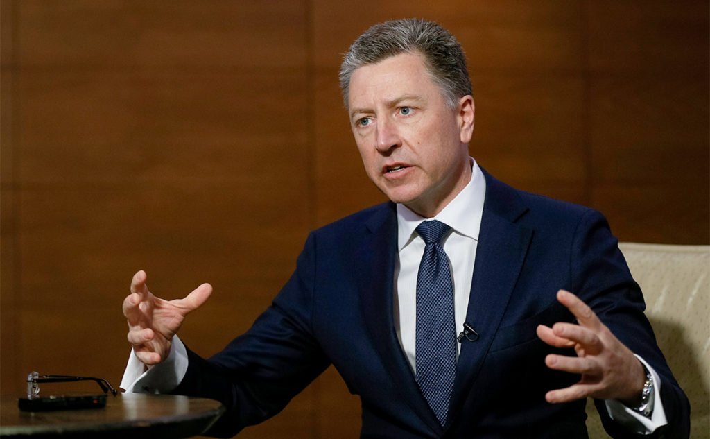 US To Impose New Sanctions On Russia Every 1-2 Months: Kurt Volker