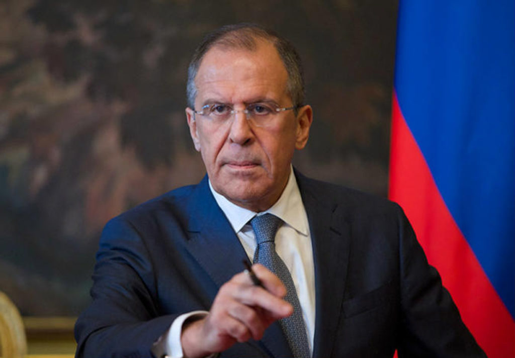 Excerpts from Foreign Minister Sergey Lavrov's answers to questions from RT France, Paris Match and Figaro, Moscow, October 12, 2018