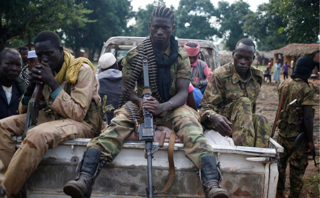 """Terrorists Accuse Russia Of Threatening """"Democracy"""" In Central African Republic"""