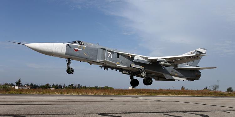 Russia Says Its Warplanes Struck Militants That Shelled Turkish Post In Idlib