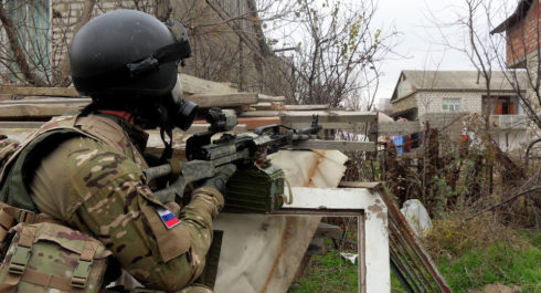 Security Forces Eliminate Two ISIS Members In Southern Russia