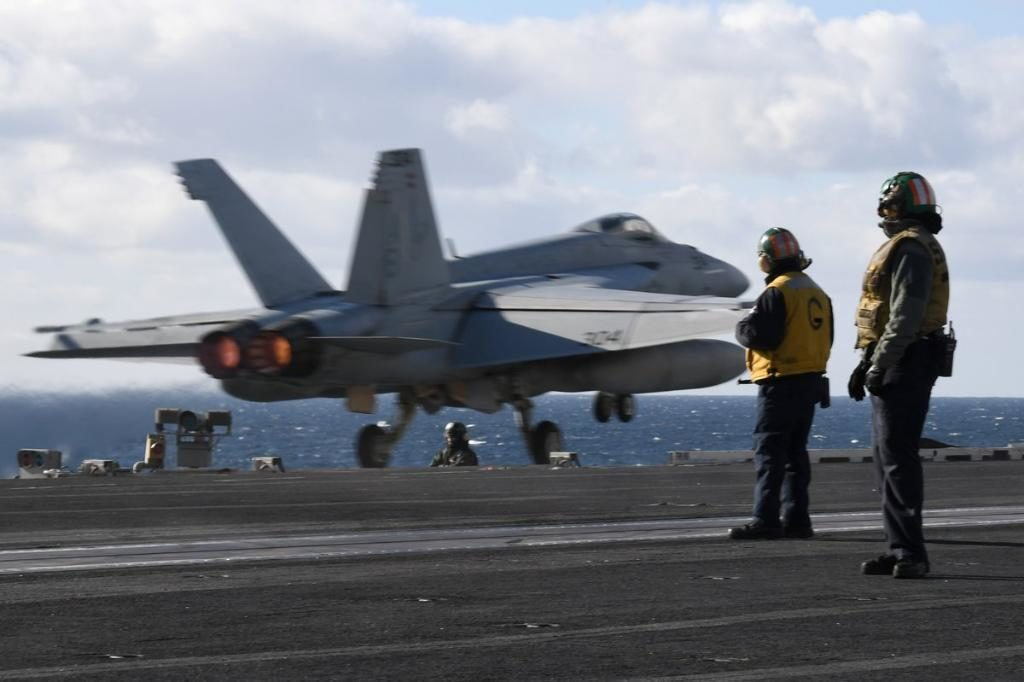 NATO's Largest Drills In 16 Years Bring Carrier Strike Group, US Forces To Norway