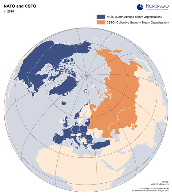 Norway in the Middle of NATO's Arctic Wargames