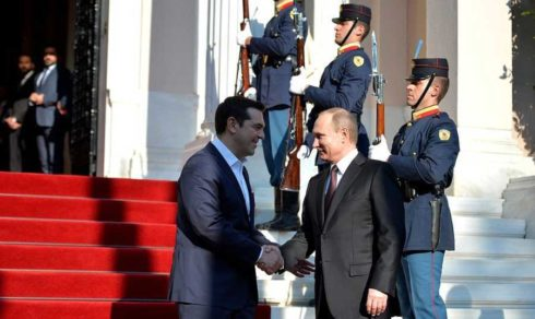 Background of Russia-Greek Summit in December: Greek Defense Chief Makes Landmark Foreign Policy Proposals