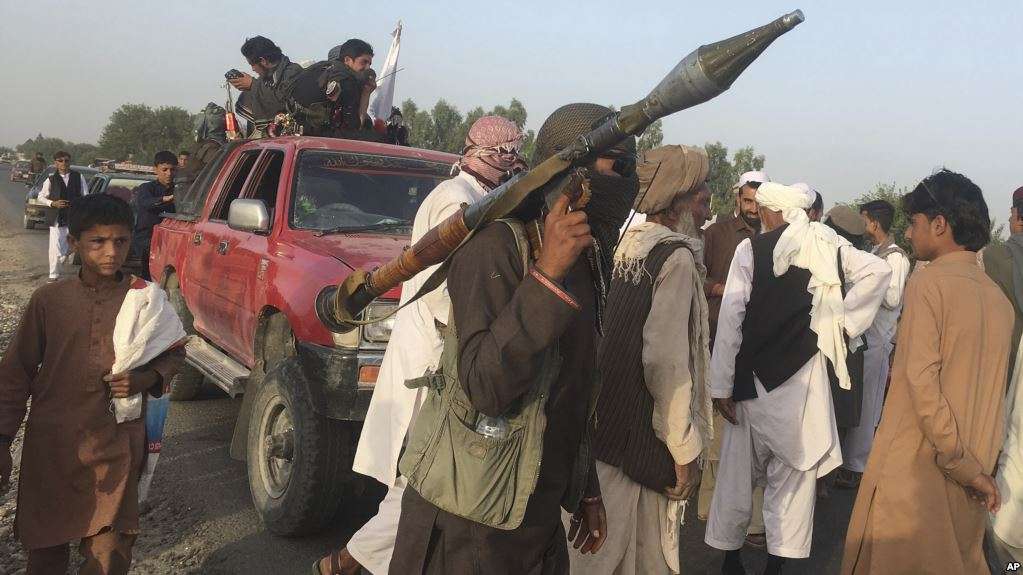 US Officials Meet With Taliban In Doha As US Appears Unable To Achieve Military Victory In Afghan Conflict