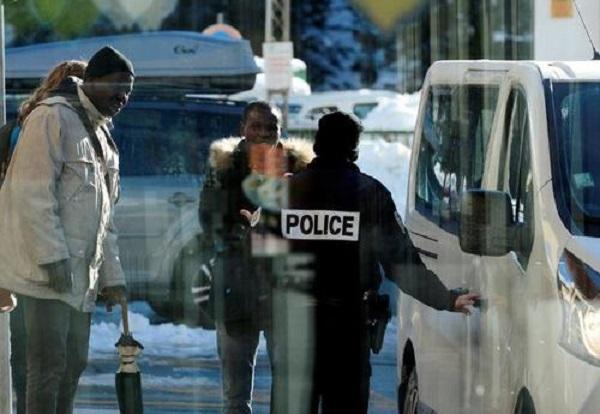 """International Disgrace"": France Busted Dumping Migrants Across Italian Border"