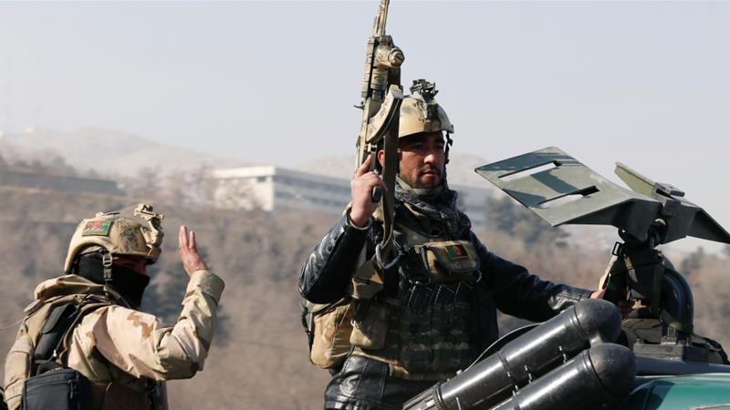 2 US Citizens Injured By Afghan Guards Fire Opened At NATO Meeting In Kandahar: Reports