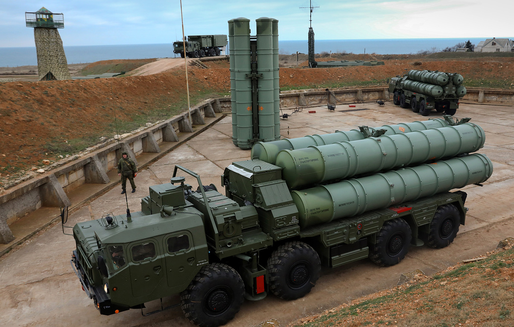New Advanced Long-Range Missile For S-400 Enters Service With Russian Military, Over 1,000 Missiles To Be Delivered To Military By 2027 - Report
