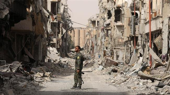 Strong Terrorist Presence Still Remains In Raqqa Despite Its Fromal Liberation From ISIS - Report