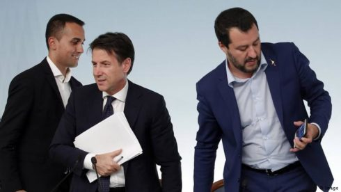 """Popularity Of Italy's """"Populist Government"""" Is Growing Amid Conflict With EU Bureaucracy"""