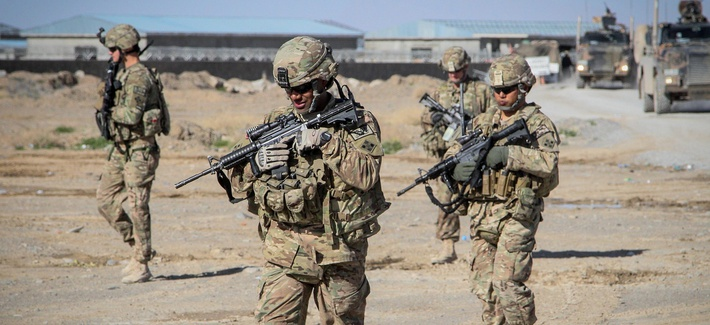 One US-led Coalition Soldier Killed, Two Injured In Apparent Insider Attack In Afghanistan