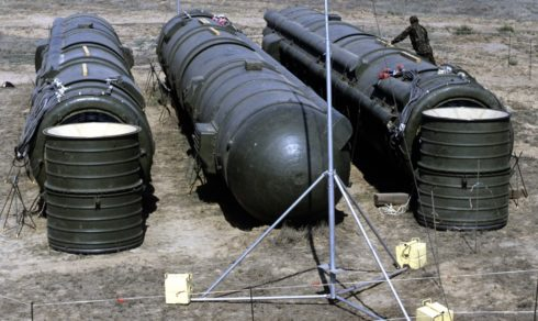 Responding to US Unleashing Unfettered Arms Race: Russia's Options
