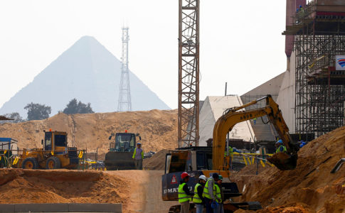 Egypt May Receive $25bn Loan From Russia's National Wealth Fund To Construct Nuclear Power Plant