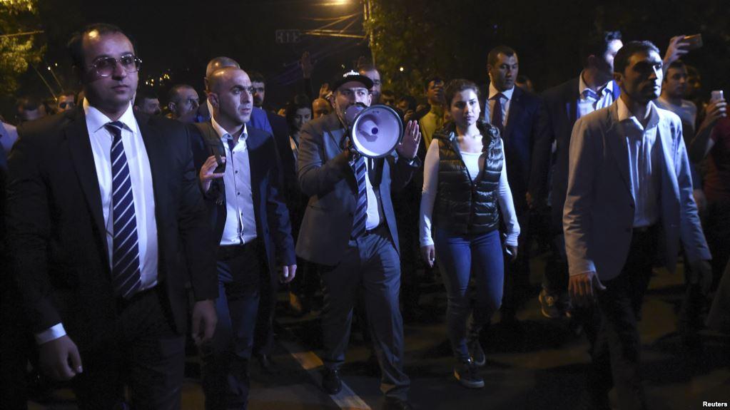 Political Crisis Deepens In Armenia