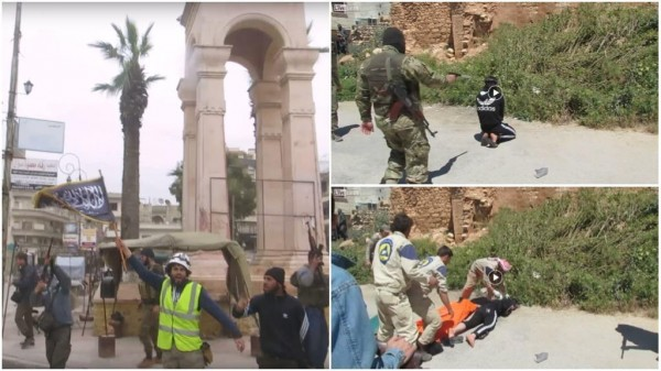 "Philip Giraldi: ""The White Helmets Ride Again"""