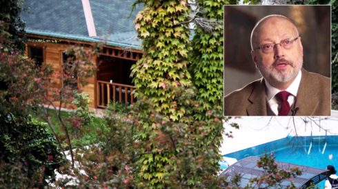 Khashoggi Remains Reportedly Discovered In Garden Of Saudi Consul General's Home