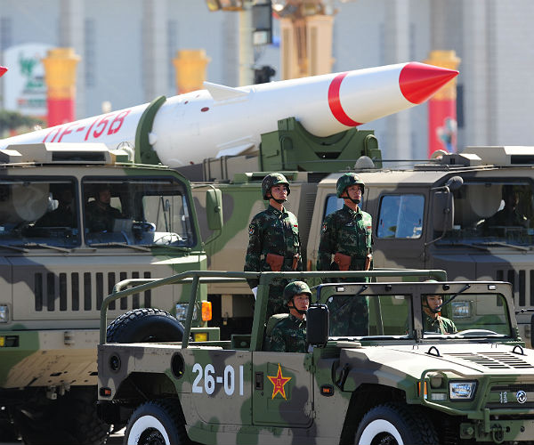 After Breaking INF Treaty, Trump Administration Moves To Pressure China, North Korea
