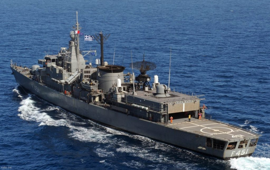 Turkish Surveillance UAVs Over The Greek Navy In The Mediterranean Region – Greece's Military Dilemma