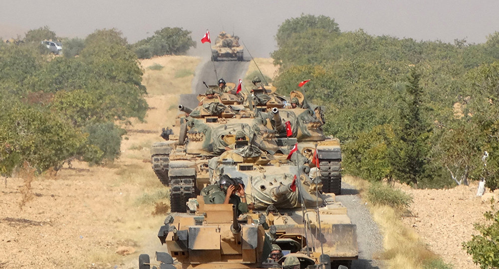 Turkey Neutralized 14,694 'Terrorists' In 2015-2018 Operations In Syria: Defense Minister