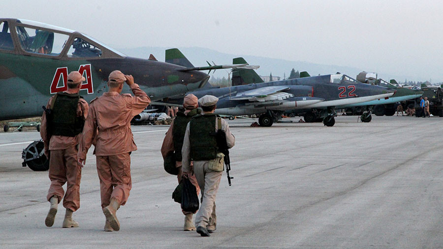 Russian Military Operation In Syria: the Beginning