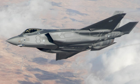 Israel To Use Its F-35I Jets To Counter Syrian S-300 Systems: Media