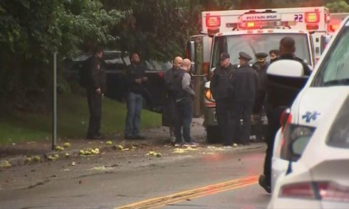 At Least 11 People Killed In Mass Shooting At Pittsburgh Synagogue. Attacker Is Detained