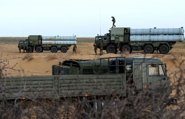 More Steps Will Follow Delivery Of S-300 To Syria: Russian Deputy Foreign Minister